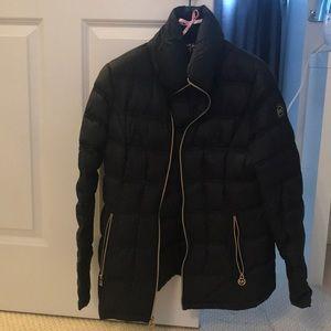 Michael Kors Packable Down Filled Jacket